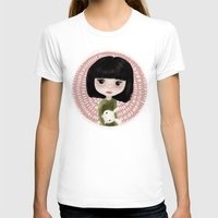mini T-shirts featuring Mini me by Marta Li