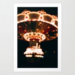 carnival dreaming Art Print