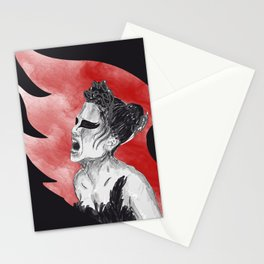 Black Swan III Stationery Cards