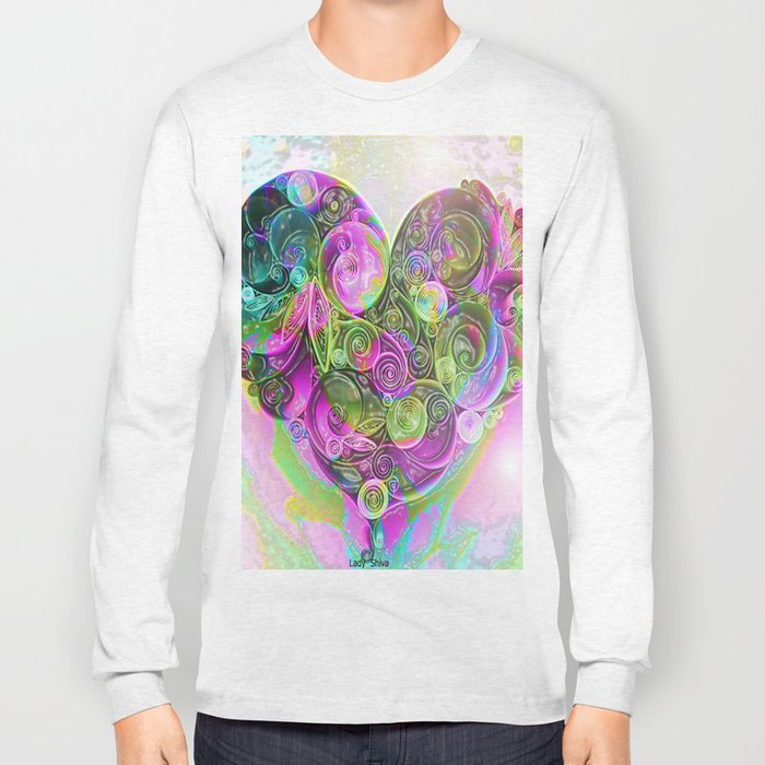 """"""" To like , it is to prefer an other one to oneself """" Long Sleeve T-shirt"""