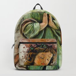 An Angels Love Backpack