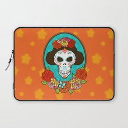 Day of the Dead Beauty Laptop Sleeve
