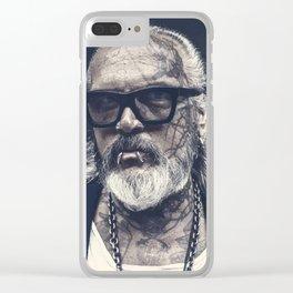 Berghain Clear iPhone Case