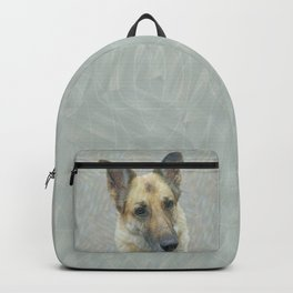 Unconditional Love Holly German Shepard Backpack