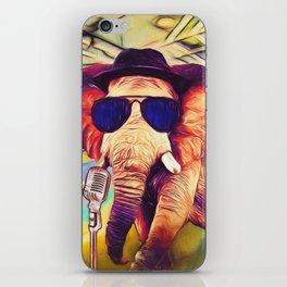 Trunk it Up iPhone Skin