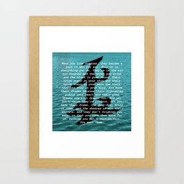 Julian Atticus Blackthorn Framed Art Print
