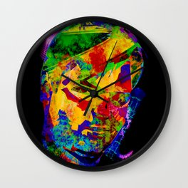 meL+SLC24A5 Wall Clock