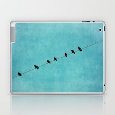 pretty little birds Laptop & iPad Skin