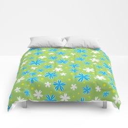 Petal Power Comforters