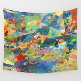 Tuna Fishing Wall Tapestry