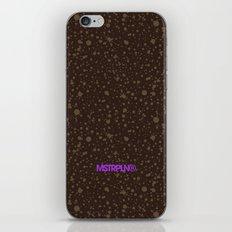 Trail Status / Brown iPhone & iPod Skin