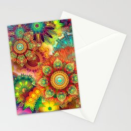 Gipsy Mandala's Stationery Cards