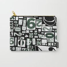 Numbers by Friztin Carry-All Pouch
