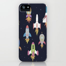 Rockets! iPhone Case