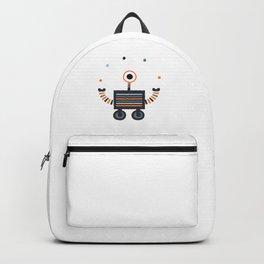 juggler robot Backpack