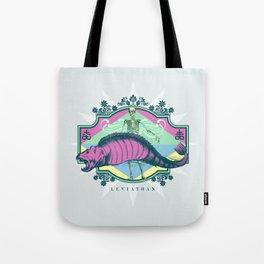 Pastel LEVIATHAN Tote Bag