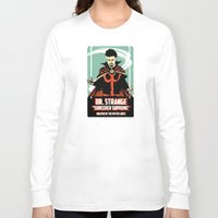 doctor Long Sleeve T-shirts featuring Doctor by Shop 5