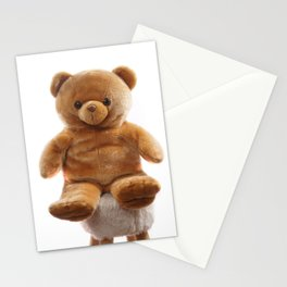 Portrait of a Teddybear Stationery Cards