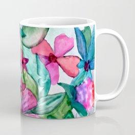 Floral Cocktail Coffee Mug