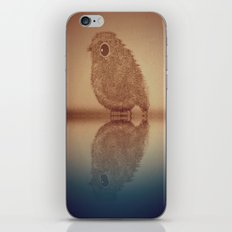 bird-2 iPhone & iPod Skin