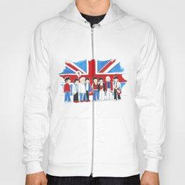 Les Petits Great Britain Hoody