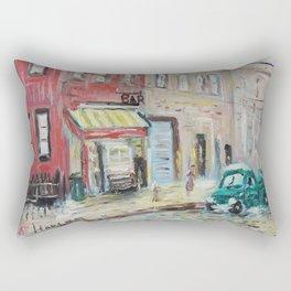 Harlem Blues Bar Rectangular Pillow