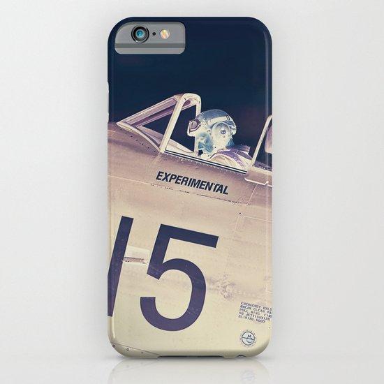 Experimental Pilot iPhone & iPod Case