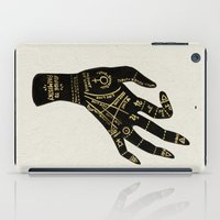 occult iPad Cases featuring Palmistry by Cat Coquillette