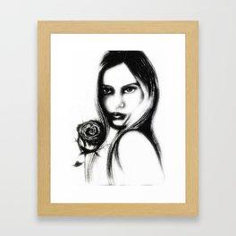 Eleanor Rose  Framed Art Print