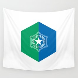 Sapporo 札幌 Basic Wall Tapestry