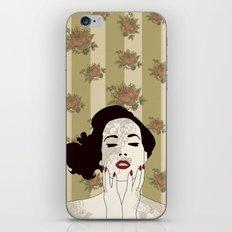 Vintage Glamour iPhone & iPod Skin
