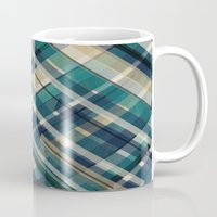 chaos Mugs featuring chaos by Kakel