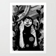 Current Art Print