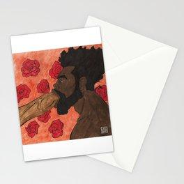 Noir Oral Stationery Cards