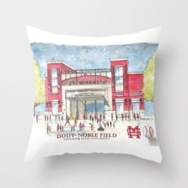Dudy-Noble Field 2018 Throw Pillow