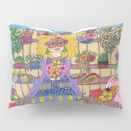 Maisie's Secret Garden Pillow Sham