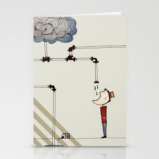cycle Stationery Cards