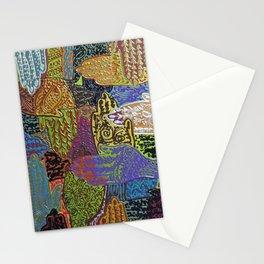 Henna'ed Hands Stationery Cards