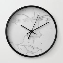 Facetime Wall Clock