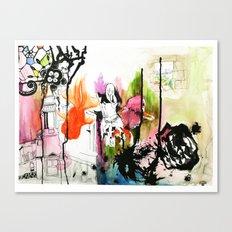 Vivid. Canvas Print