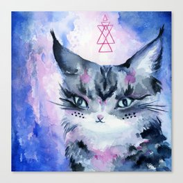 Lynx Cat : Magic Maker Canvas Print
