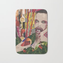 Toxic Tropic Bath Mat