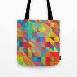 Meduzzle: Color Chaoses Tote Bag
