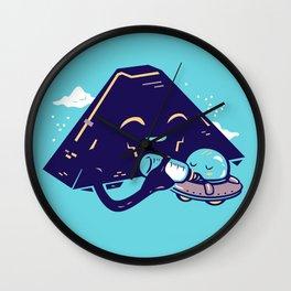 MotherShip Wall Clock