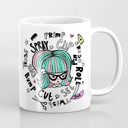Cutie Cuts Coffee Mug