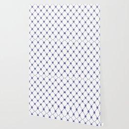 Folk pattern II Wallpaper