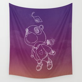 Stronger. Wall Tapestry