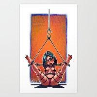 Bound#9 Art Print
