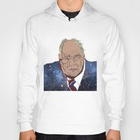 patrick Hoodies featuring Patrick Moore by ochre7