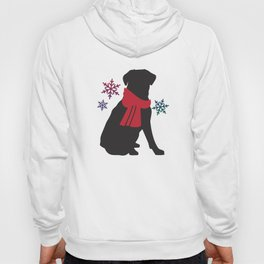 Black Dog Winter Hoody